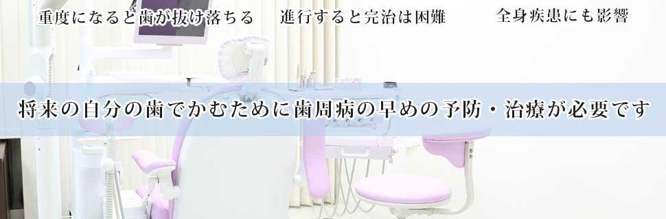 歯周病バイブル【庄野歯科医院】